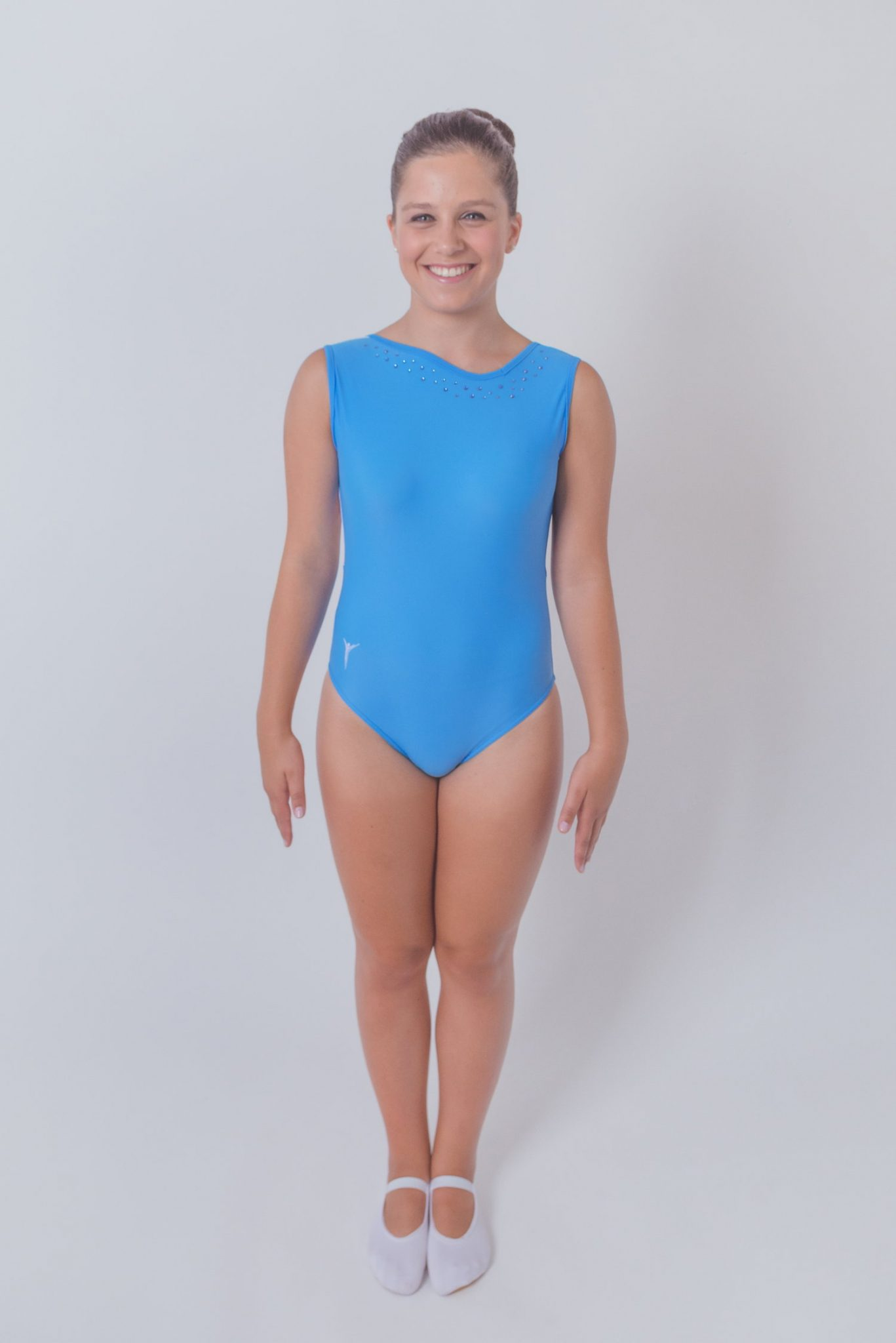 Maillots Ginastica Trampolins Feminino - Mulher Trawp - Smooth Scent Azul