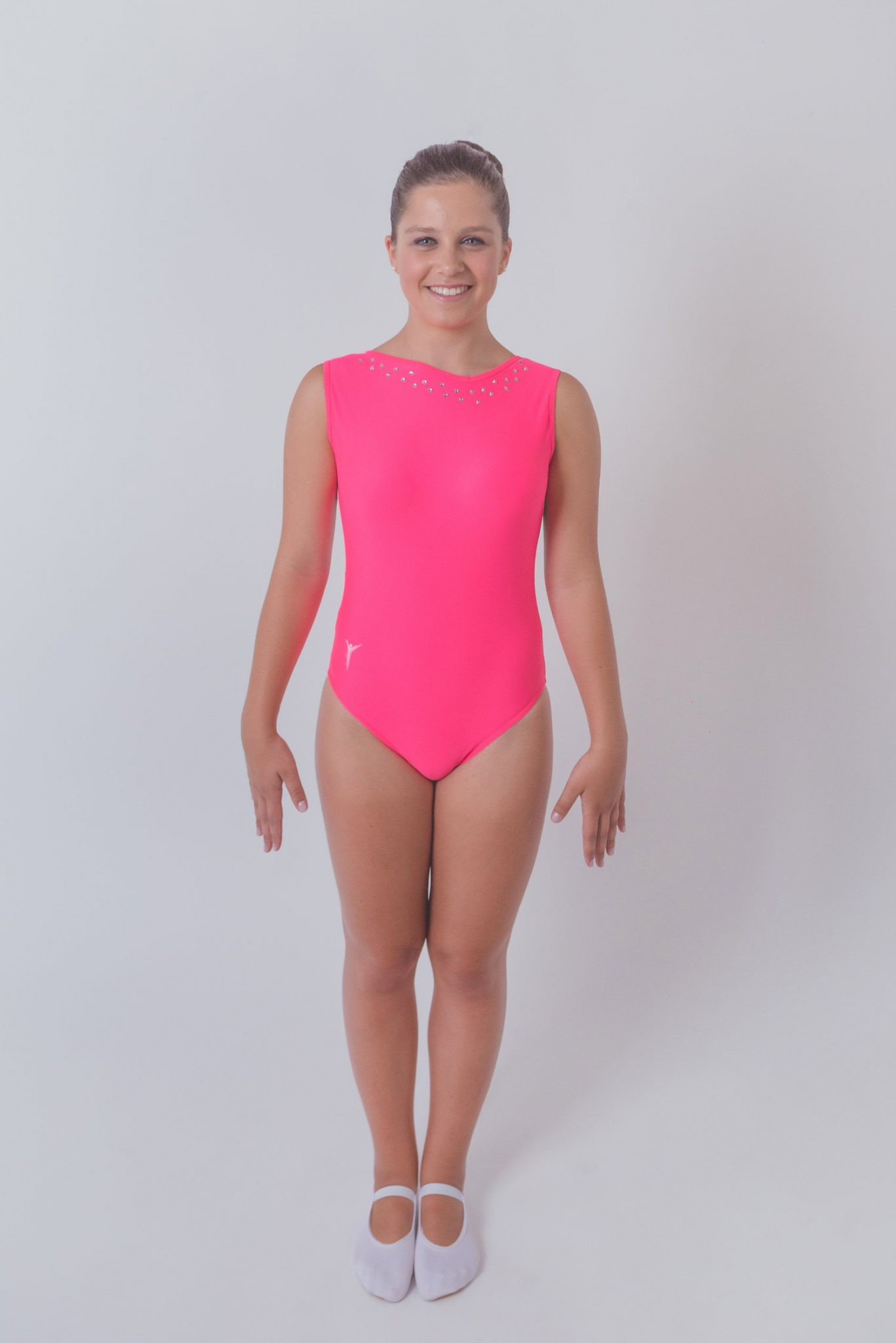 Maillots Ginastica Trampolins Feminino - Mulher Trawp - Smooth Scent Rosa