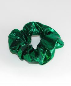 Srunchie Verde Brilhante