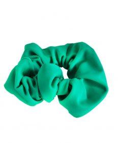 Scrunchie Verde Matte